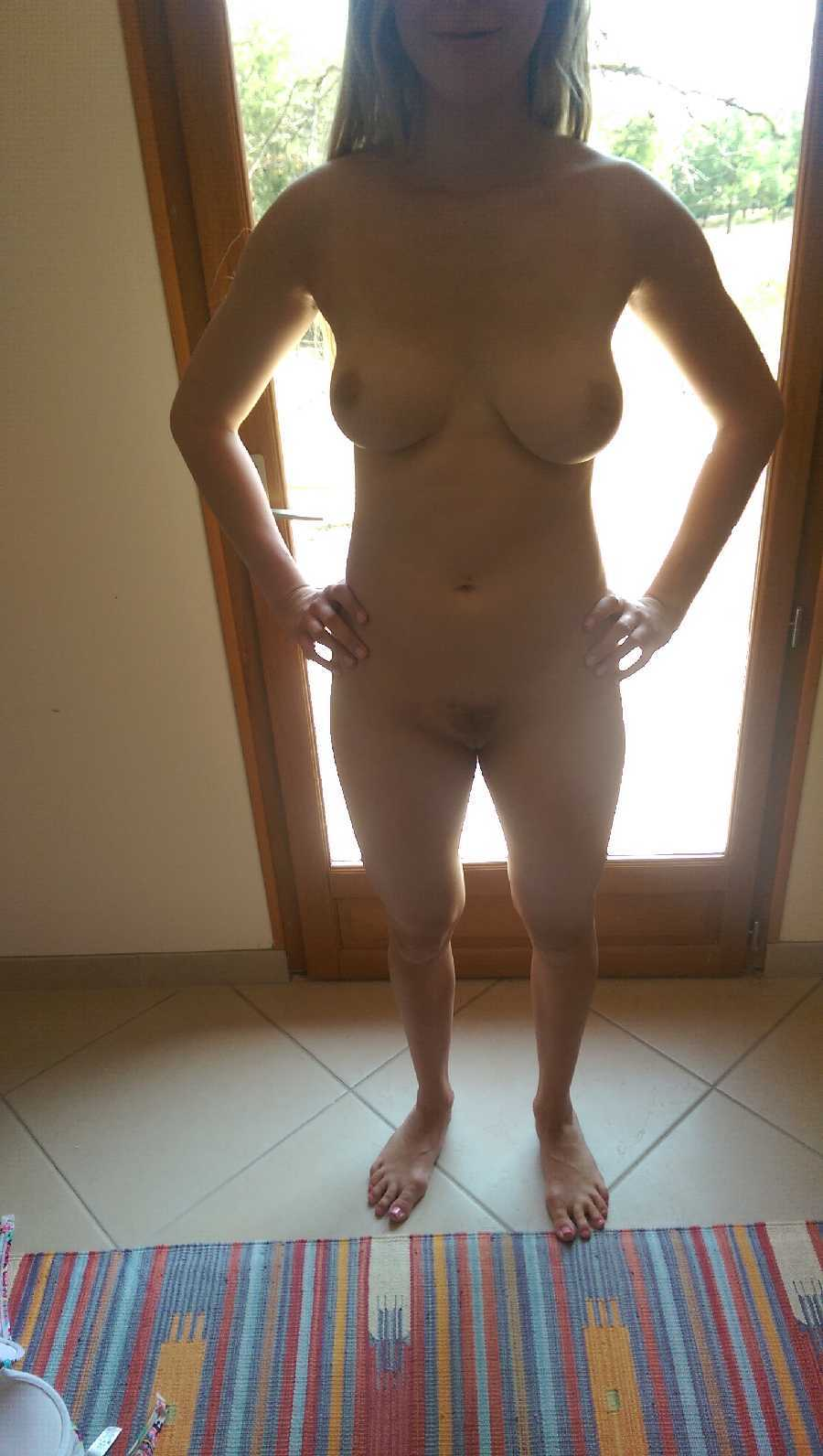 Something is. Home taken pics naked girls